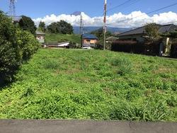 【売買】 #富士宮市 山本 富士山ビューの売り土地 約142坪
