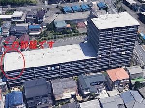【売買】富士市中之郷 『ベルメゾン富士川』 JR富士川駅 徒歩5分 南向き 最上階