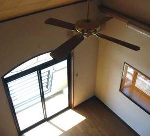 【賃貸】  暑い夏 シーリングファン付ワンルームで快適に!  入居者募集