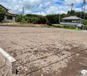 富士宮市山本 広い敷地の新築分譲住宅