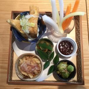 信州産のお蕎麦とお肉の【和食 花】さんへ