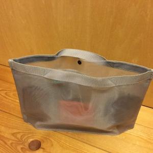 買って良かった無印良品のバッグインバッグ