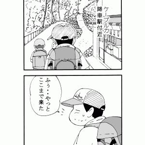 富士登山 高尾山編 9