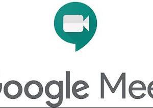 安全にビデオ会議Google-meet