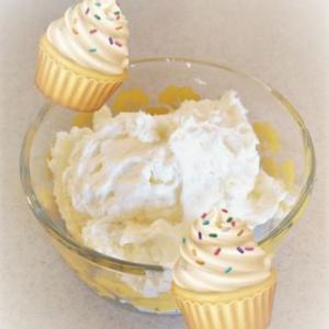 懐かしのバタークリーム