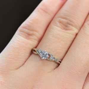 夏のプロポーズのご準備はお済みですか?? オススメの婚約指輪 雅-miyabi-表参道