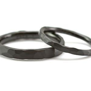 黒い結婚指輪、ブラックリングをお探しなら雅-miyabi-へお越し下さい!! 雅 表参道