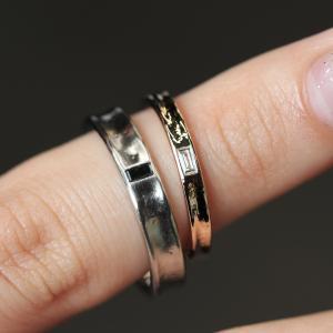 冠婚葬祭どのような場面でも着けていただけるご結婚指輪 雅 表参道店
