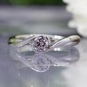 ずっと着けていたい!を叶えるストレスフリーの婚約指輪【京都本店】