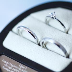 輝きにフォーカス✩二人の未来を輝かせる婚約指輪&結婚指輪~Opus1~【京都本店】