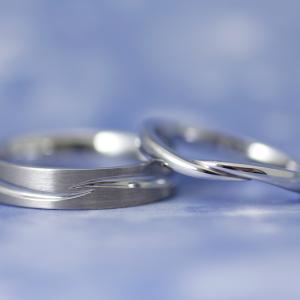"""ひと味違う""""お揃い""""を楽しめる♡* 植物モチーフの結婚指輪【京都本店】"""