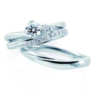 シンプルだけど贅沢♪大人っぽい結婚指輪