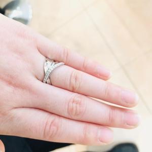 魅力的♡おしゃれダイヤモンドリング