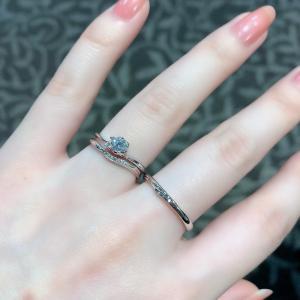 安心の定額価格で選ぶだけの結婚指輪・婚約指輪☆いい夫婦ブライダルリングシリーズ