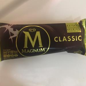 マグナムアイスクリームのバリシリーズ