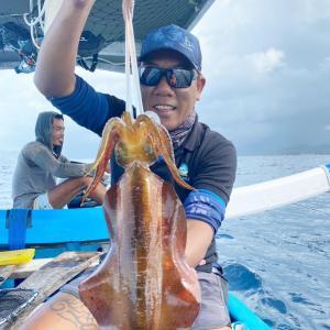 バリ島イカ釣りツアーもうすぐ開催?!
