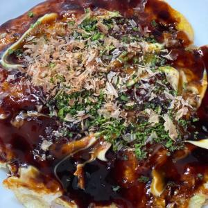 okonomiyakiは、粉もんだっ!