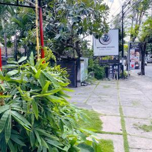 バリ島クロボカンにあるカフェ