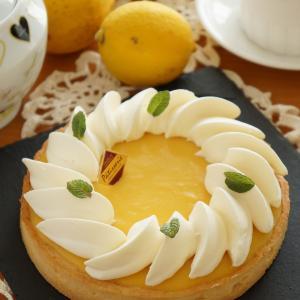 レモンチーズタルト