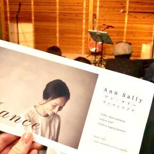 Ann Sally Live @蛸蔵