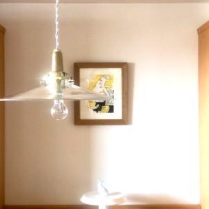 新しい照明の電球について