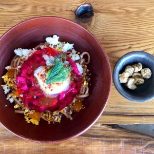 DADA NUTS BUTTER の「東洋的オリエンタル食堂」