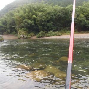 9月21日 長良川アユ釣り