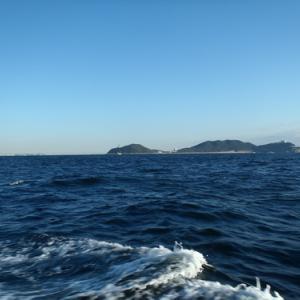 11月9日 タチウオ釣り