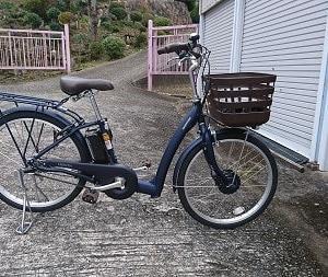 アシスト付き自転車