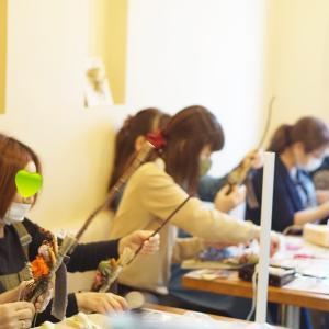 感謝の10周年☆10月Pure Flower cafe(ピュアフラワーカフェ)報告