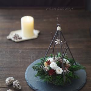たまたま同席のお二人☆クリスマスツリー2020レッスン
