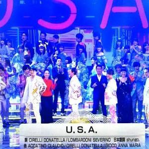 2018NHK紅白歌合戦(1)何はともあれ「U.S.A!」だった紅白