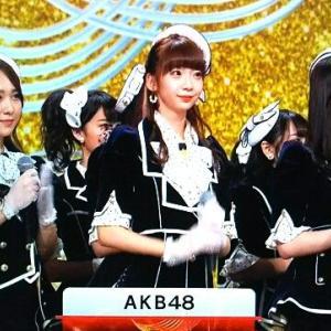 2018NHK紅白歌合戦(2)AKB48★サッシー様AKBとして最後の紅白
