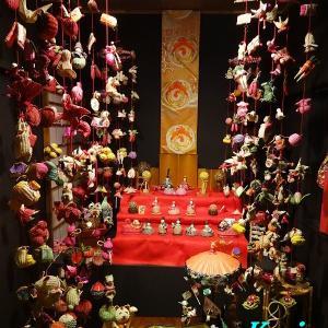 伊豆稲取 雛のつるし飾りまつり(8)「雛の館 なぶらとと」その3 〔静岡県東伊豆町〕