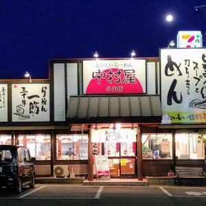 佐野ラーメン「中村屋  小山店」(3) 〔栃木県小山市〕
