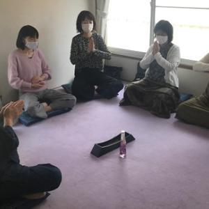 レイドウレイキ本部集合の瞑想会開催
