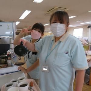 たんぽぽ甚目寺「七夕飾りと美味しいコーヒー♪」