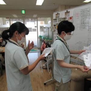 たんぽぽ甚目寺「防災訓練の日」