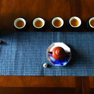 杉林渓焙煎のお茶