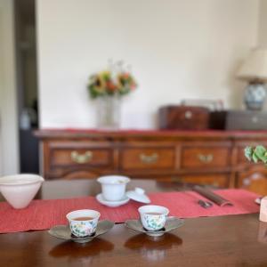 金木犀のお花の紅茶 龍井桂花紅茶