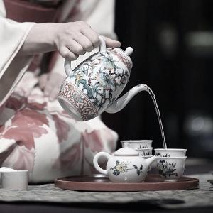 茶禅草堂 岩咲ナオコ先生による煎茶道クラス 4月より開講です!