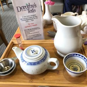 湖水地方の新しいティーショップ   Dorothy' s Teas