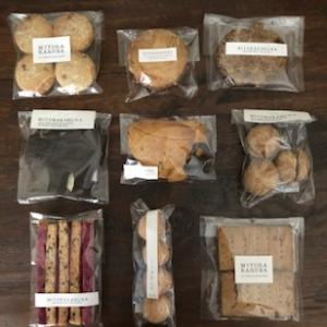 10月22日(火・祝)の営業時間は11:30~15:30です。ミトラカルナさんの焼菓子も到着しました♪