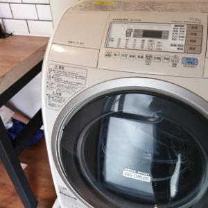 洗濯機が壊れてしまった!
