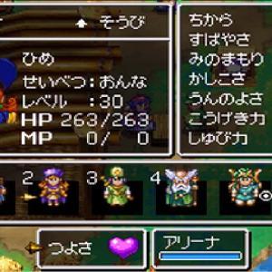 ドラクエ4【DS】MAXステータスへの道・505