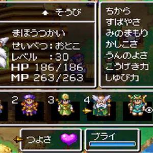 ドラクエ4【DS】MAXステータスへの道・507