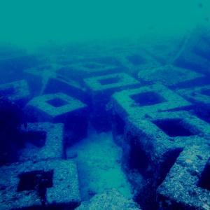 瀬底島・・・