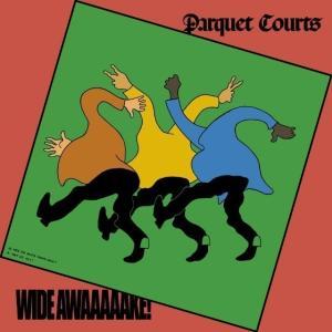 今日の1曲、parquet courts の『Almost Had To Start A …』