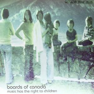 今日の1曲、Boards Of Canada の『The Color Of The Fire』