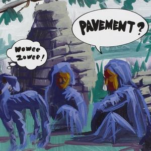 今日の1曲、Pavement の『Rattled By The Rush』